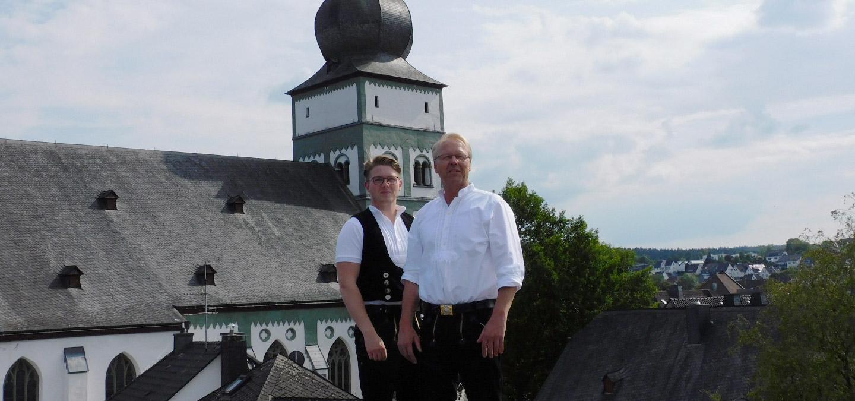 Karl Hoffmann - Karl-Georg Hoffmann & Carl-Eric Hoffmann